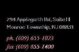 Monroe Township dentist