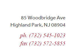 Highland Park NJ Dentist